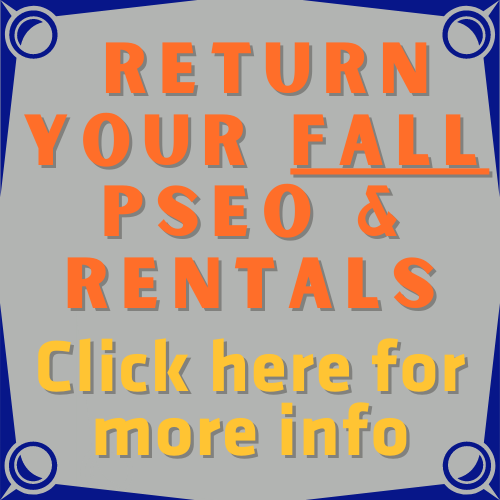 Return Rentals and PSEO