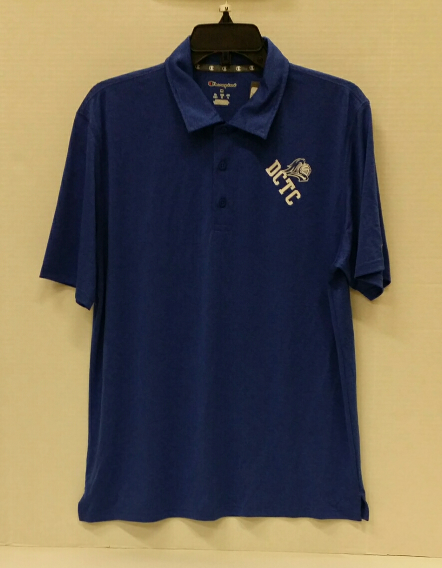 DCTC HEATHER POLO