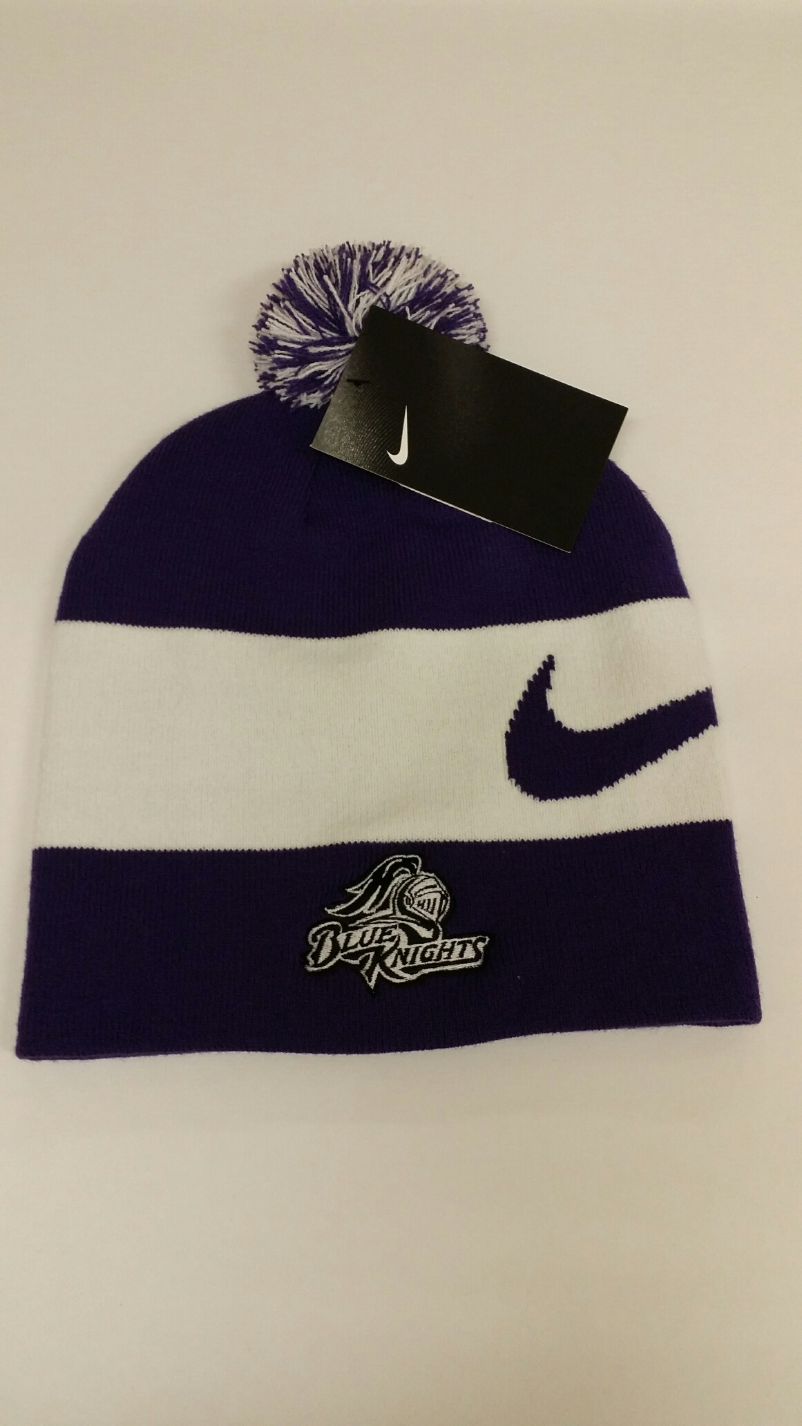 DCTC NIKE PURPLE HAT