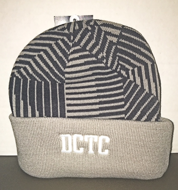 Image For DCTC NIKE BEANIE-GRAY