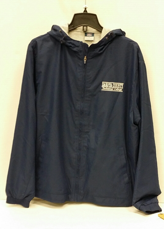 Image For DCTC JACKET-NAVY