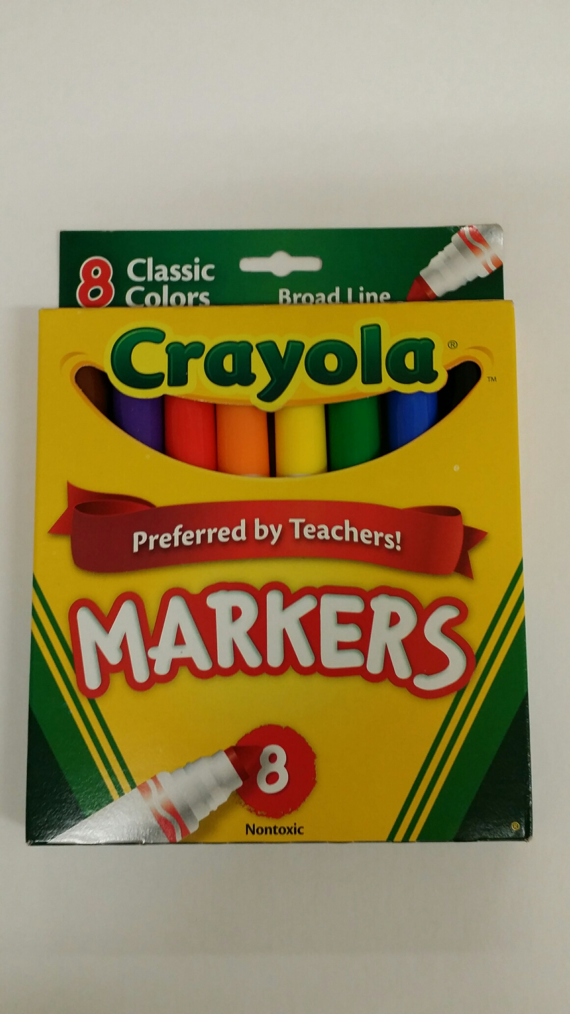 Image For MARKER-CLASSIC BROAD 8/BO