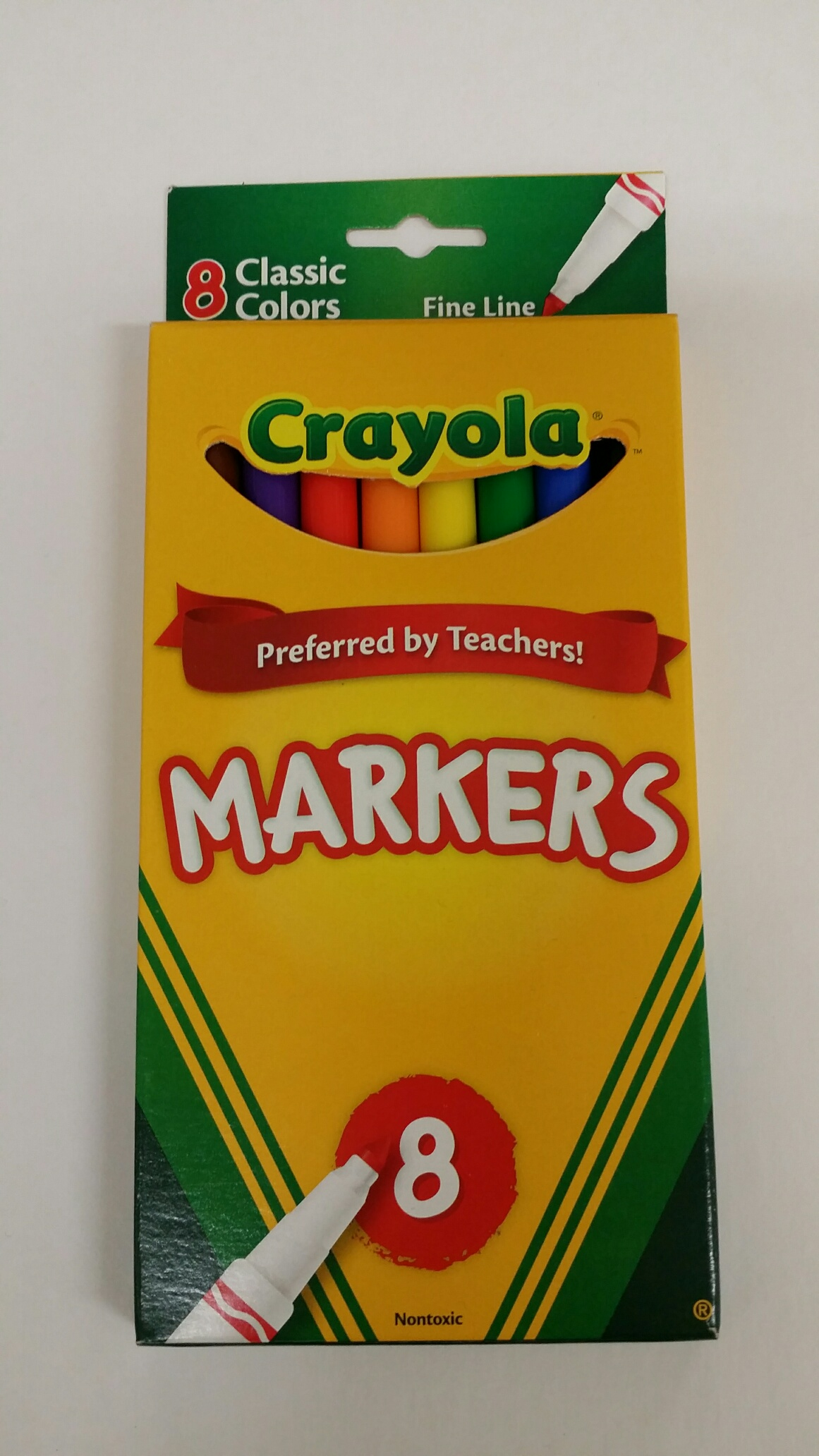 Image For MARKER-CLASSIC THIN TIP 8