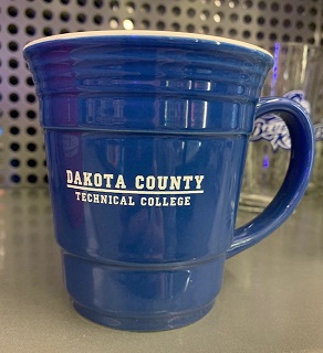 Image For DCTC BLUE SOLO CUP MUG