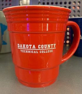 Image For DCTC RED SOLO CUP MUG