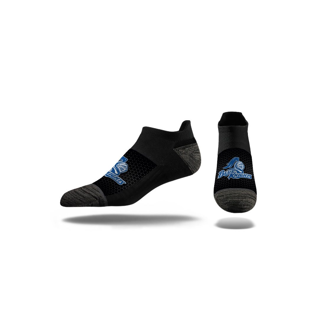 Image For DCTC SOCKS LOW BLACK