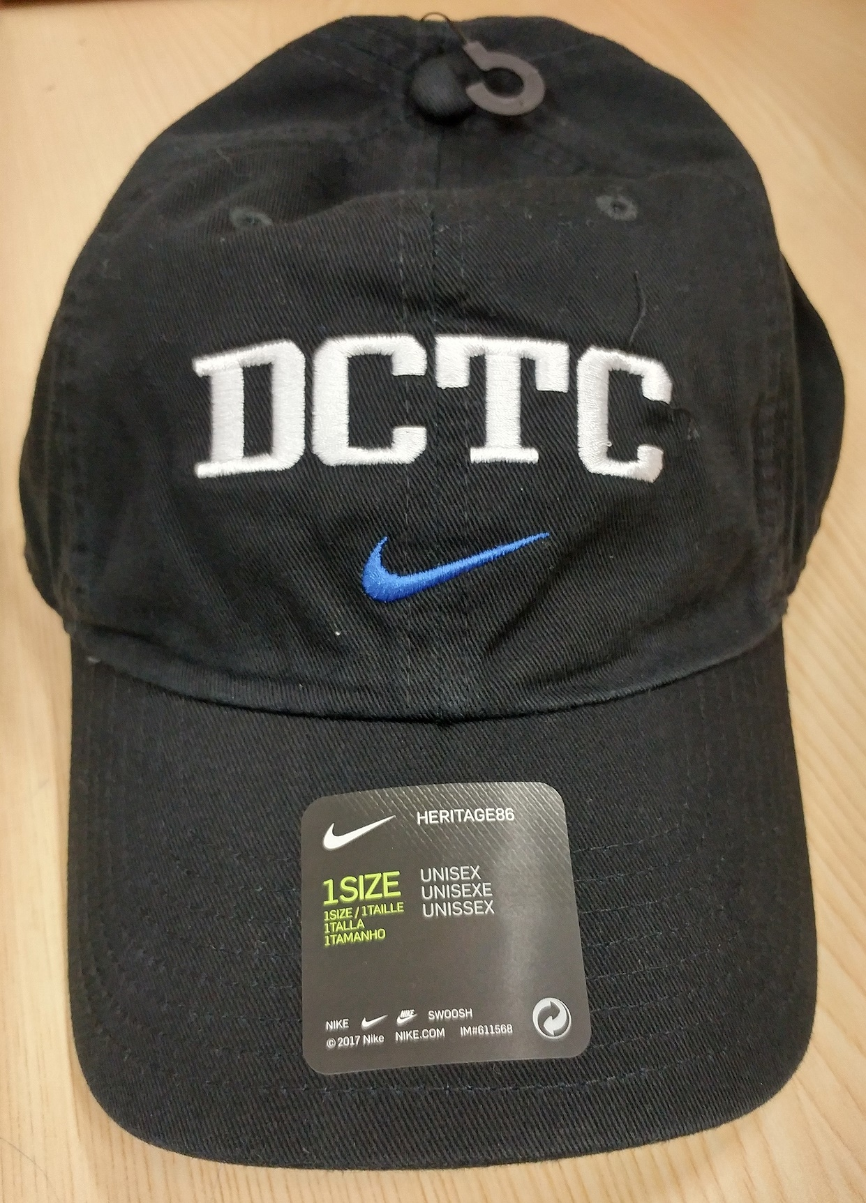 Image For DCTC BLACK HAT